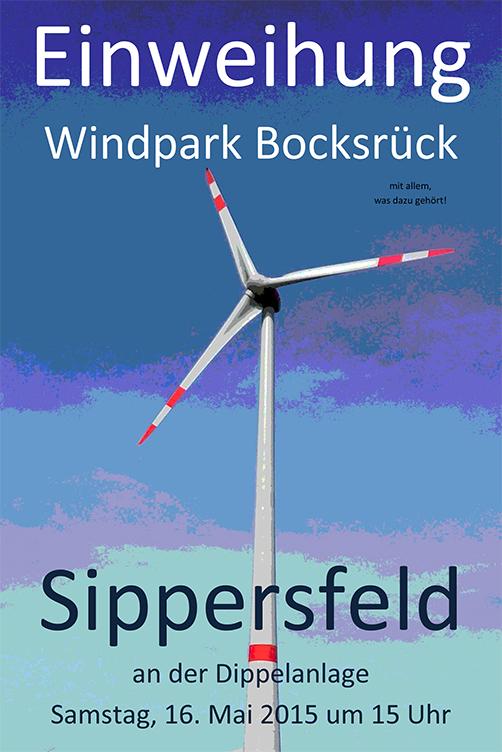 einladung einweihung windpark – ortsgemeinde sippersfeld, Einladungen